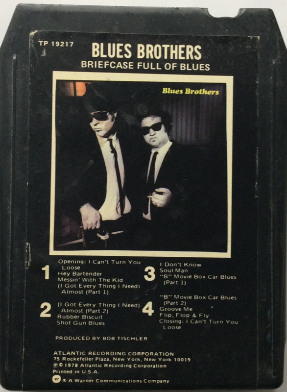 Blues Brothers - Briefcase full of Blues - TP 19217