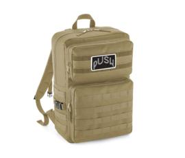 PUSH - Army Backpack Beige