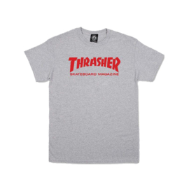 Thrasher - Skate Mag Tee Grey