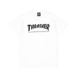 Thrasher - Skate Mag Tee White