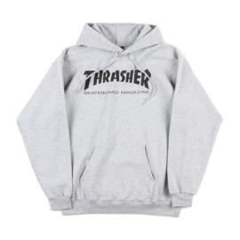Thrasher - Skate Mag Hoodie Grey