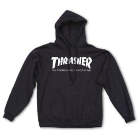 Thrasher - Skate Mag Hoodie Black