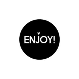 Sticker Enjoy! (set van 2)