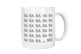 Mok 'Ha Ha Ha .... Nee'