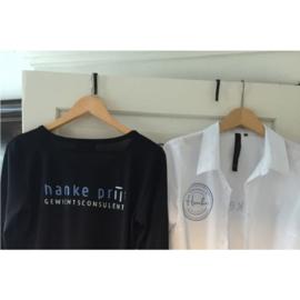 Zakelijk: Bedrijfskleding Hanke Prijs gewichtsconsulent