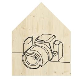 Huisje - Fotocamera