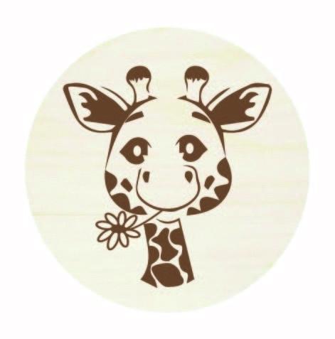 """Wooncirkel """"Girafje ..."""""""
