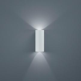 Buitenlamp Swift led, mat wit IP65