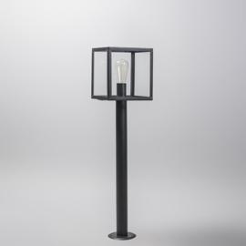Buiten vloerlamp Rotterdam, zwart