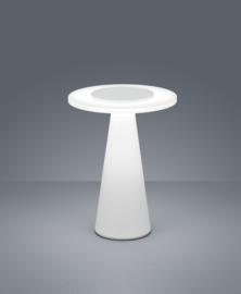 Tafellamp Bax led, wit