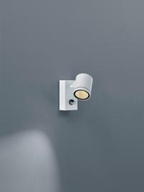 Buitenlamp Part led, mat wit IP54