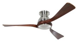 Plafond ventilator Eco Regento BN-NB incl led