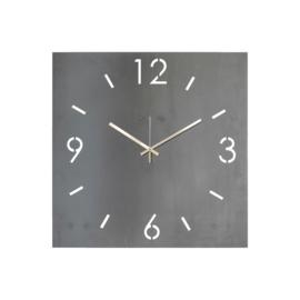 Time vierkant, 40 cm blacksmith