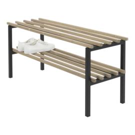 Rizzoli bench, zwart