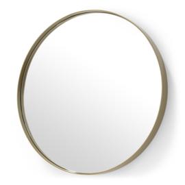 Spiegel Donna 3, gepoedercoat goud 60 cm