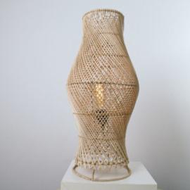 Tafellamp Toffee, natural