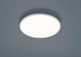 Plafondlamp Rack led, rond wit