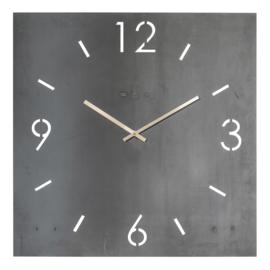 Time vierkant, 80 cm blacksmith