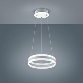 Hanglamp Liv led, 40 cm wit
