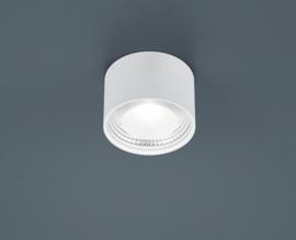 Plafondlamp Kari led, rond wit