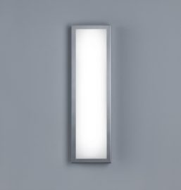 Buitenlamp Scala led, roestvrij staal IP44