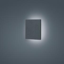 Buitenlamp Air led, graphit IP54