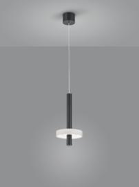 Hanglamp Kea led, 1-lichts zwart