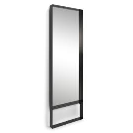 Spiegel Donna 4, zwart