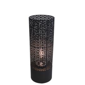 Buitenlamp Maison 67 cm, mat zwart incl. licht bron