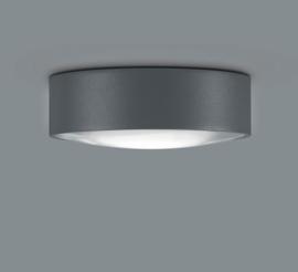 Buitenlamp Posh led, graphit IP65