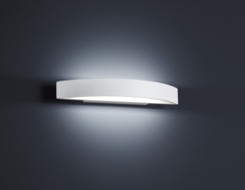 Wandlamp Yona led, mat wit 37,5 cm