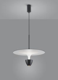 Hanglamp Redo led, zwart