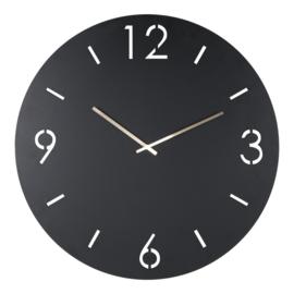 Time rond, 80 cm zwart