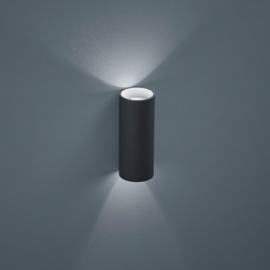 Buitenlamp Swift led, graphit IP65