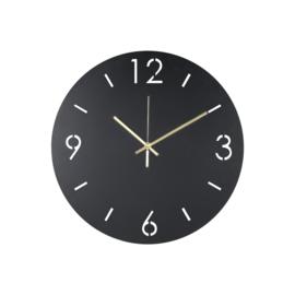 Time rond, 40 cm zwart
