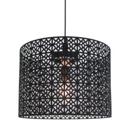 Buitenlamp Maison hang, mat zwart incl. licht bron