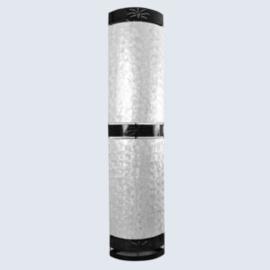 Tafellamp Ovaal, parlemour wit 40 cm