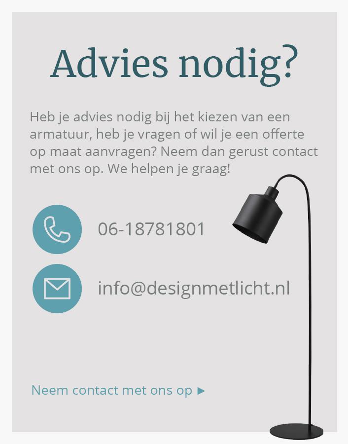 Verlichtingsadvies, advies in lampen   DesignmetLicht.nl