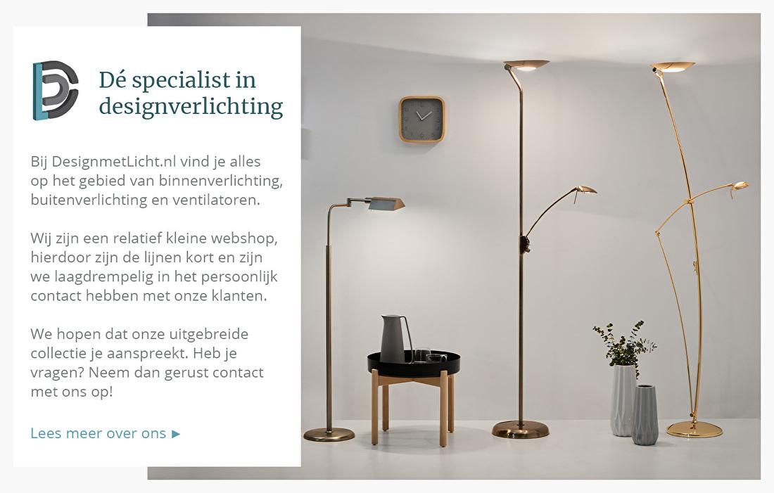 Design met Licht, de specialist in designverlichting   DesignmetLicht.nl