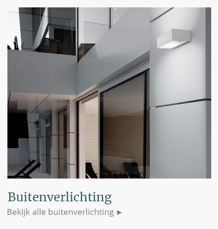 Buitenverlichting, lampen voor buiten, buitenlampen bestellen   DesignmetLicht.nl
