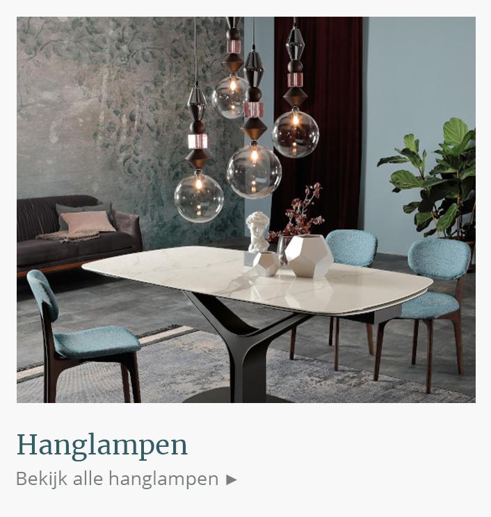 Design hanglampen, hanglampen bestellen | DesignmetLicht.nl