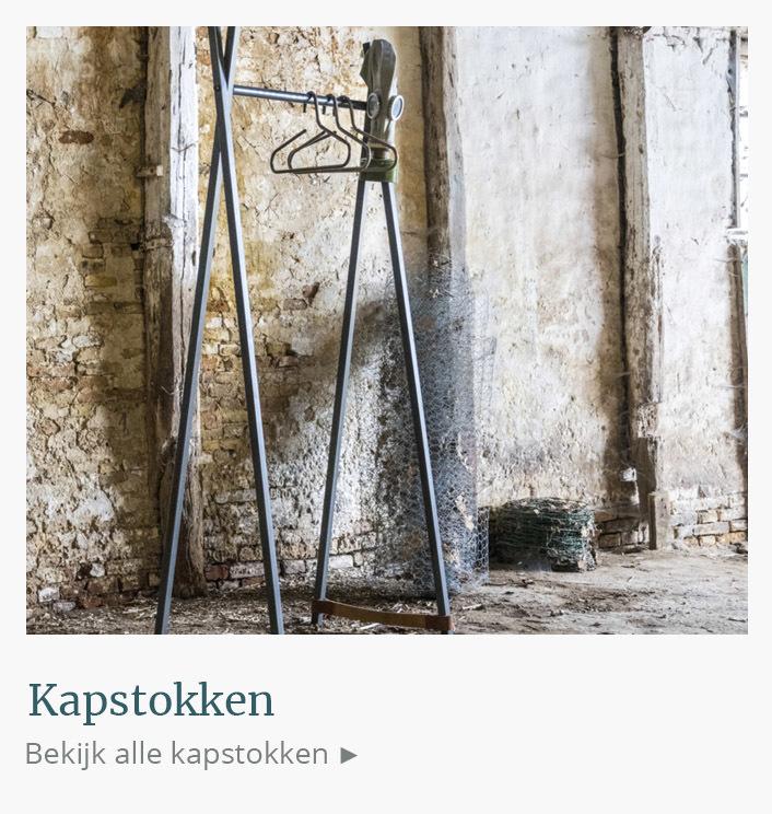 Kapstokken, design kapstokken, kapstok bestellen   DesignmetLicht.nl