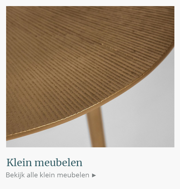 Kleinmeubelen, design meubelen, design tafeltjes, kleinmeubelen bestellen   DesignmetLicht.nl
