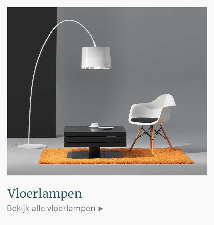 Design vloerlampen, vloerlampen bestellen | DesignmetLicht.nl