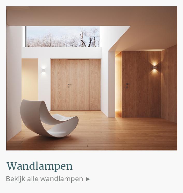 Design wandlampen, wandlampen bestellen | DesignmetLicht.nl