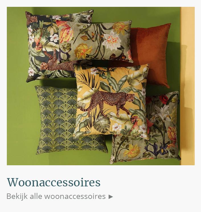 Design accessoires, woonaccessoires bestellen | DesignmetLicht.nl