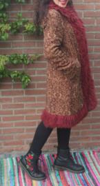 Lammy jas rood
