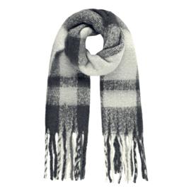 Sjaal - Cozy winter - Grijs