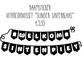 Stickers Sinterklaas