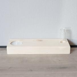 Gedenkplankje - Blanco